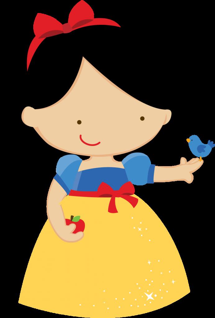 Snow White Baby Blancanieves Bebe Princesas Princesas Disney