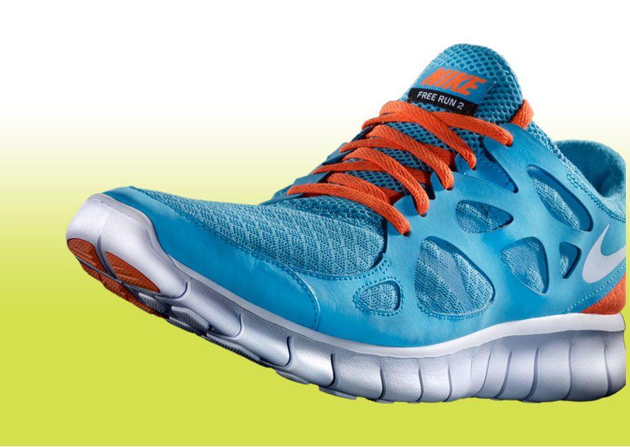 Nike Free Run+ 2 Cheap Running Shoes a0cd493a1e7a4