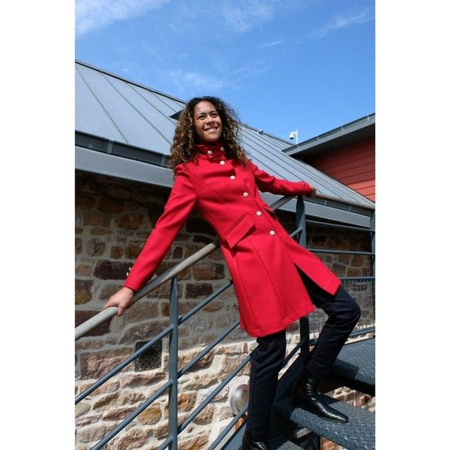 bouillie made Manteau in laine manteaux laine France Pinterest Y55nprq