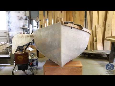 How To Bend Plywood For A Boat