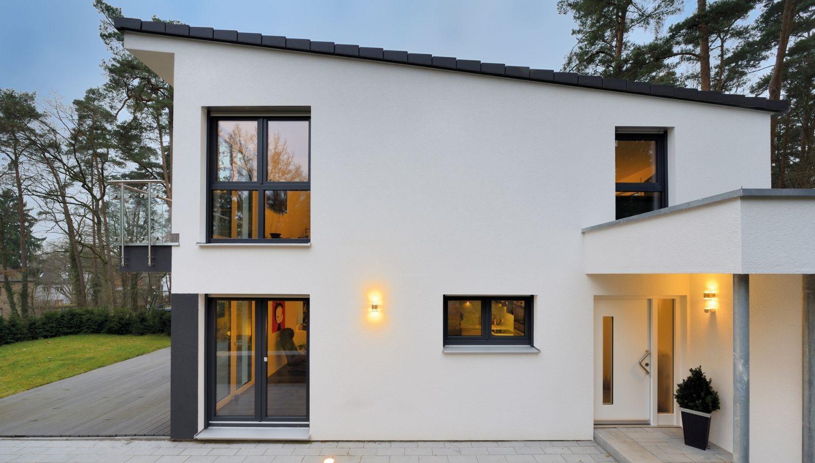 ^ Yli tuhat ideaa: Doppelhaus Fertighaus Pinterestissä ...