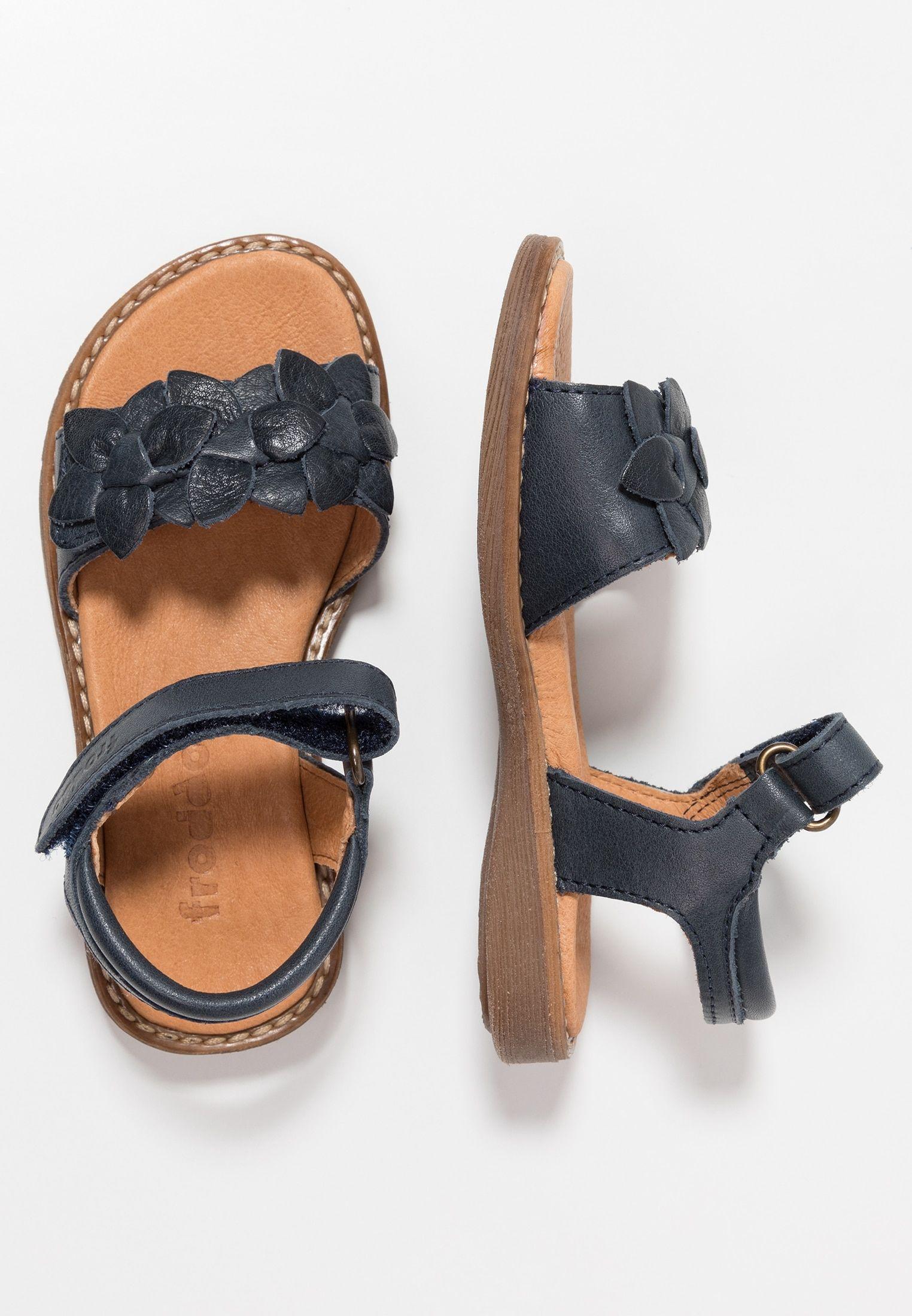 Dark Dark Sandales fr BlueZalando BlueZalando Sandales q5Ljc4R3AS