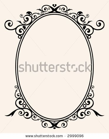 8479aa2ae4a free clipart oval frames