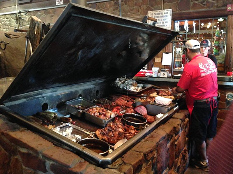 Hard Eight BBQ   Coppell, TX