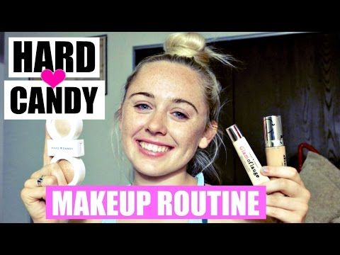 Pin now, watch later! Makeup Routine Featuring HARD CANDY COSMETICS - YouTube - Ciena McNew - @cienalehne