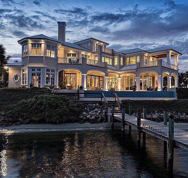 Lake Homes Fancy: Real Estate Heaven (@EstateHeaven)