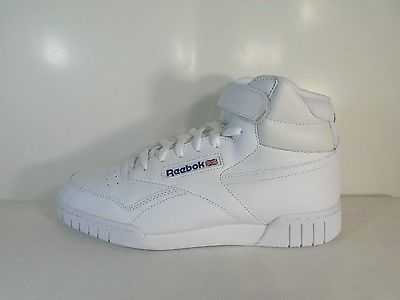 Details about MENS REEBOK CLASSIC EX O FIT HI WhiteWhite