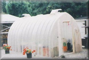 Simply Solar Greenhouses Are A Unique Design Gothic Arch Shape And Are A One Piece Construction With 90 Uv B Solar Greenhouse Greenhouses For Sale Greenhouse