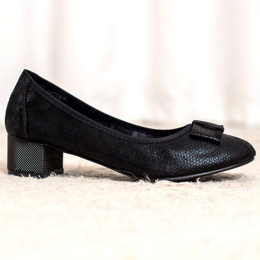 Goodin Wygodne Czarne Czolenka Dress Shoes Men Loafers Men All Black Sneakers