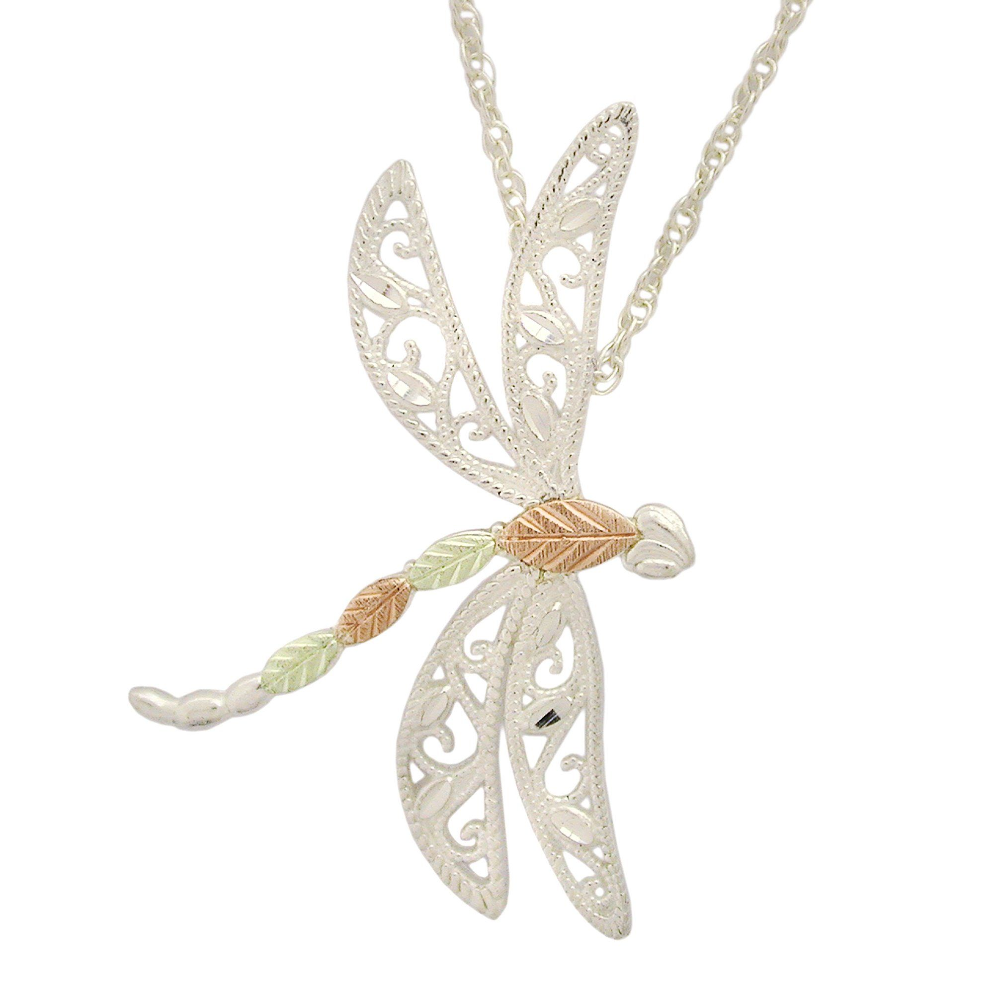 enlarged alexis lucite necklace crystal pendant bittar products and dragonfly jewelry necklaces