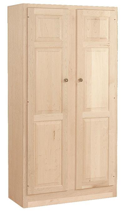 Unfinished Pantry Cabinet Www Unfinishedfurnituregiant Com Wood