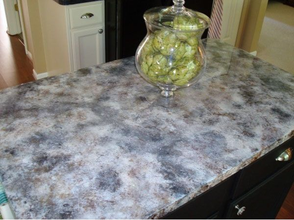 1 Clean The Countertops With Warm Water And Dish Soap 2 Fill
