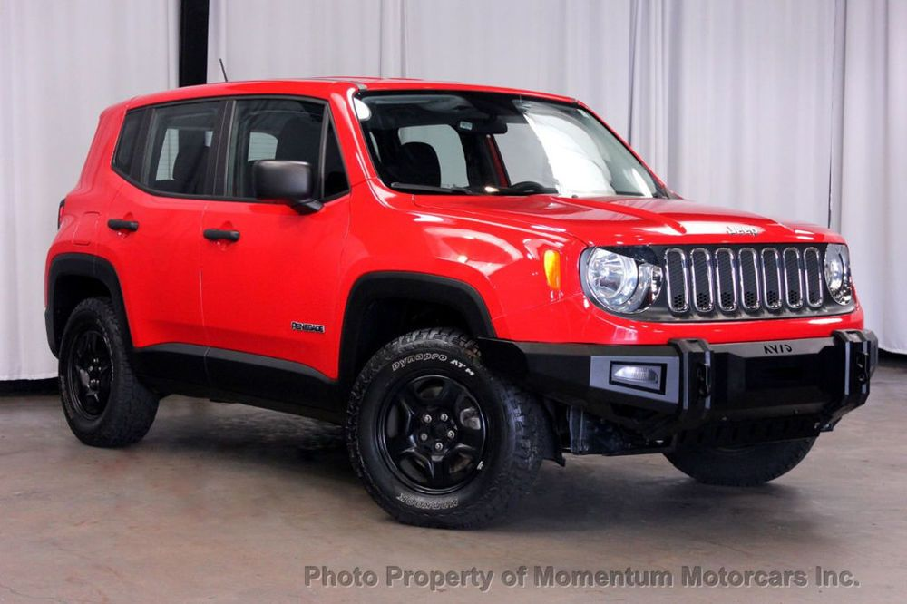 Ebay Jeep Renegade Sport 4x4 Port 4x4 6 Speed Manual Power And Air Group Uconnect Rear Camera 4 Dr Suv Ma Jeep Renegade Jeep Renegade Trailhawk Jeep