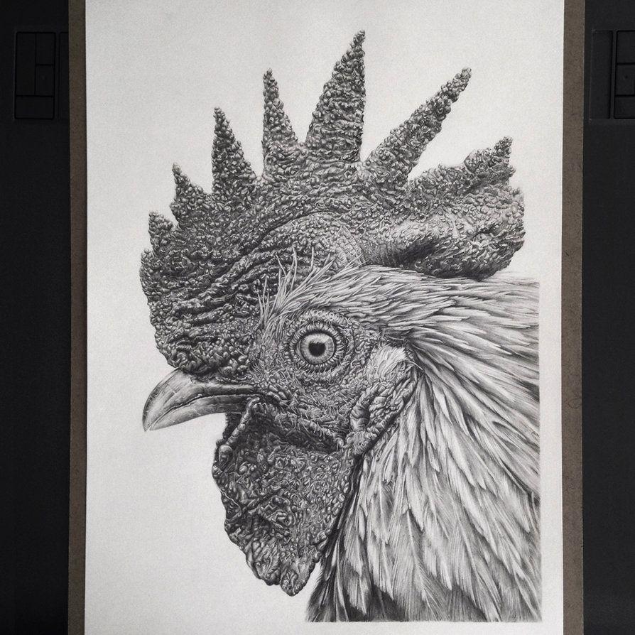 Потрясающие рисунки художницы Monica Lee