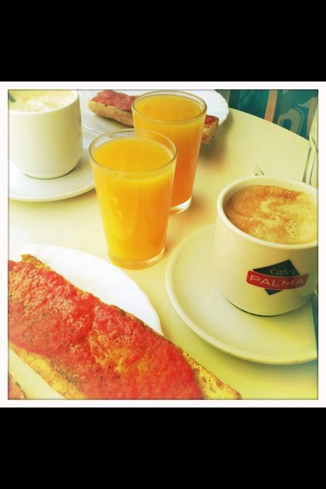 spansk cafe