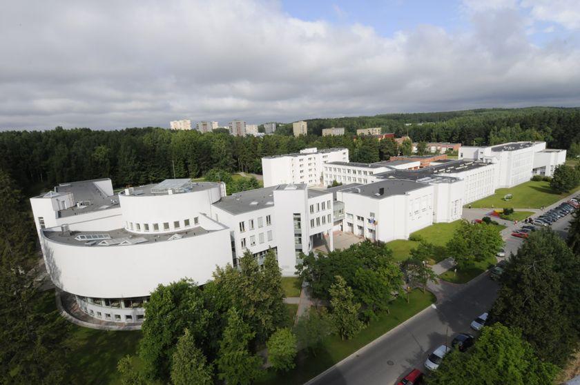 Mykolas Romeris University Campus Ateities St 20 Vilnius Lithuania Campus House Styles University Campus