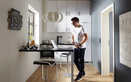 Küche Student | colour schemes | Pinterest | Küchen günstig kaufen ...