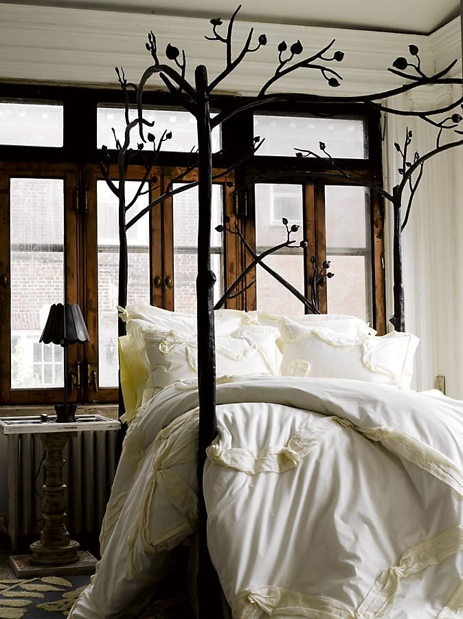 Forest Canopy Bed In 2018 Inner Space Bed Home Bedroom