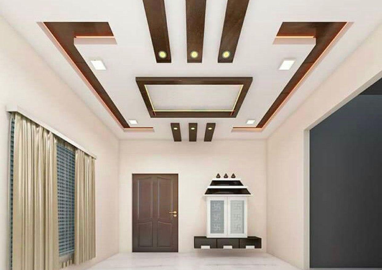 Pin By Liderahsap On Asma Tavan Modelleri Simple False Ceiling