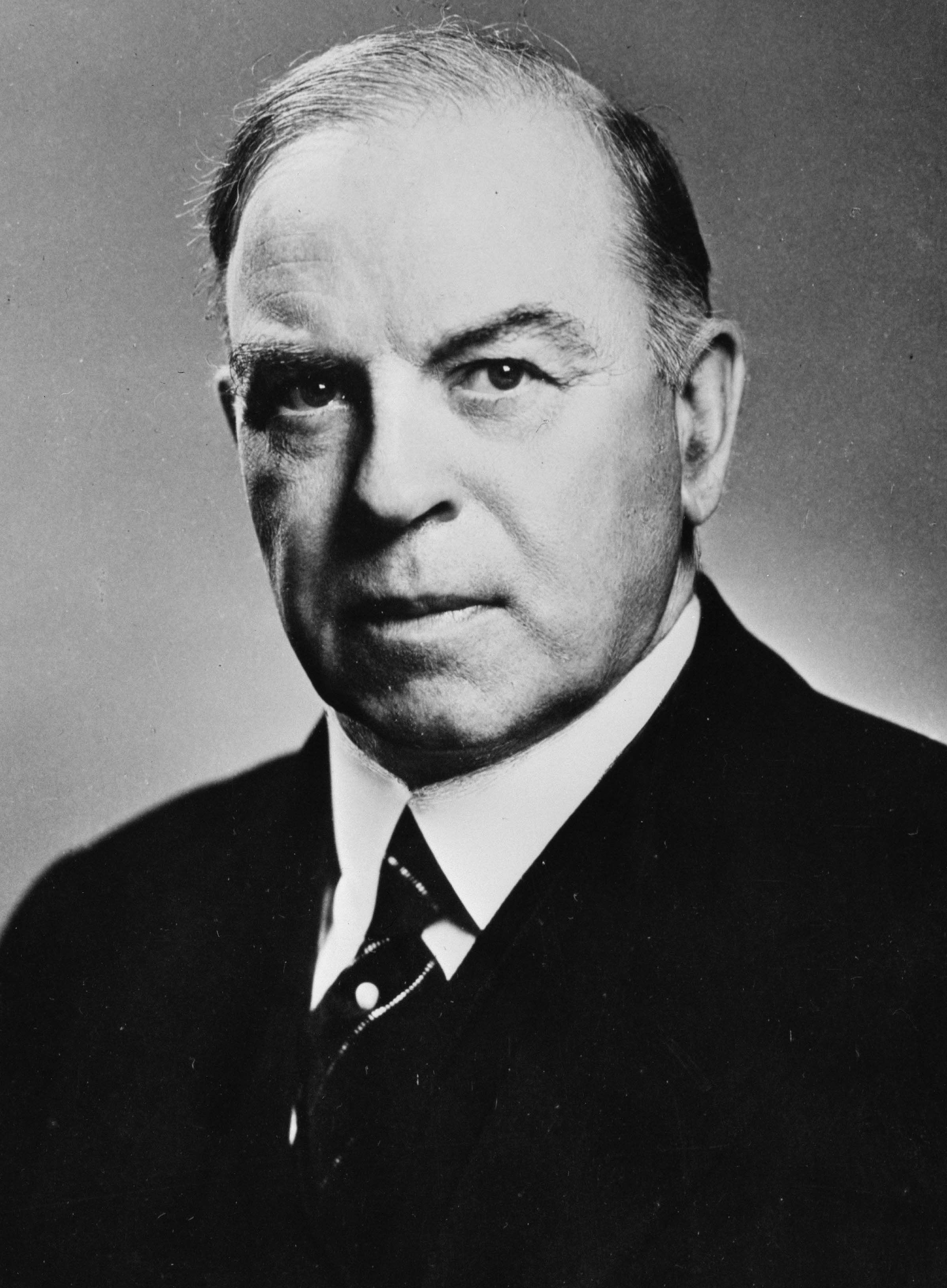 William Lyon Mackenzie King was the Prime Minister of