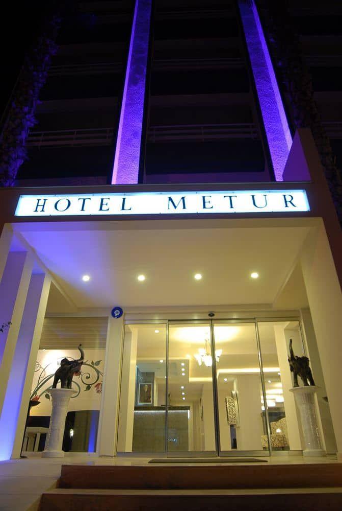 Metur Hotel Design Hotel Oteller Havuz