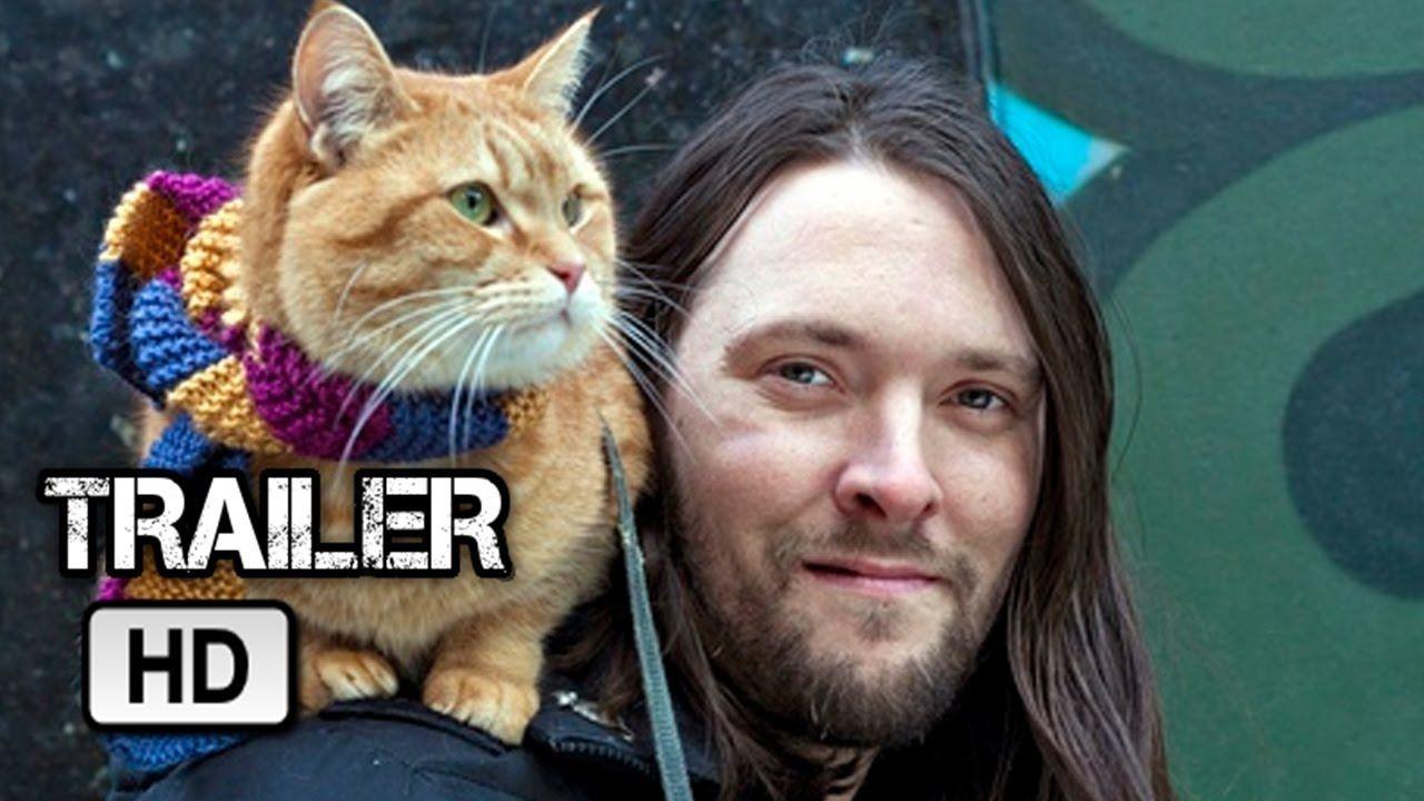 A Street Cat Named Bob (2016) New Movie Trailer Street