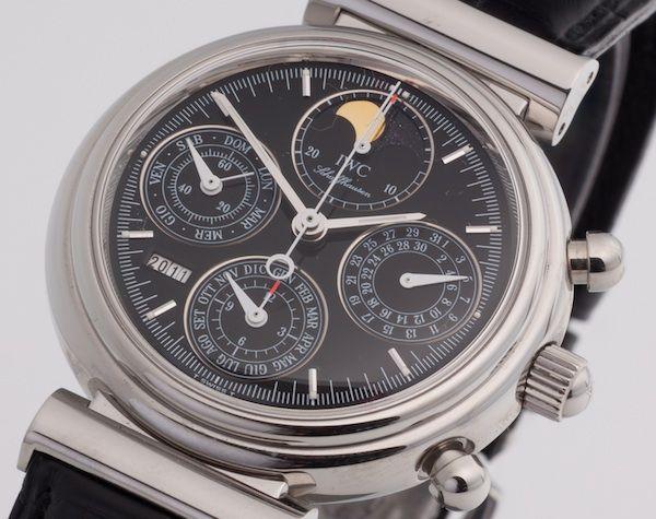 IWC Da Vinci Perpetual Calendar - 3750-029 #montredo #iwc #davinci #perpetualcalendar #watches