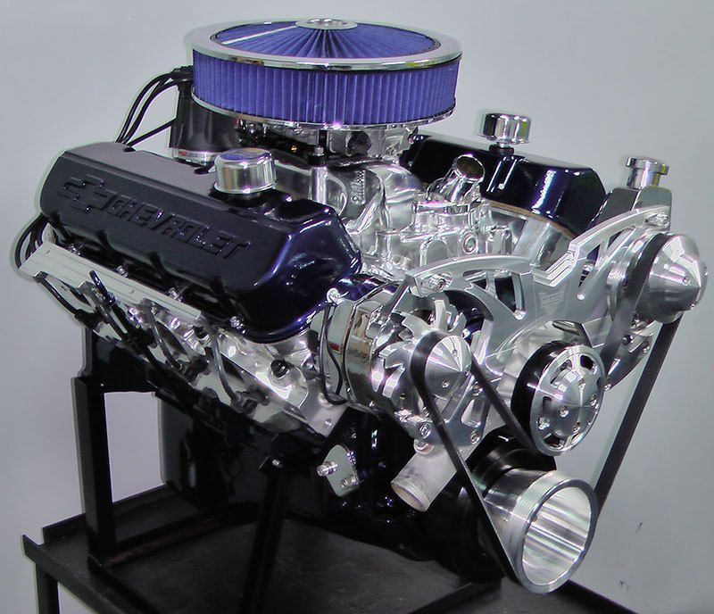 454 Big Block Chevy Turn Key Crate Engine With 550 Hp 454 Big Block Crate Engines Chevy