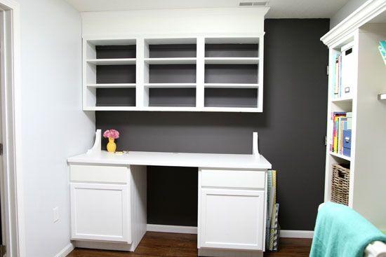 Studio Progress: Major Cabinet Upgrades!   Home depot ...