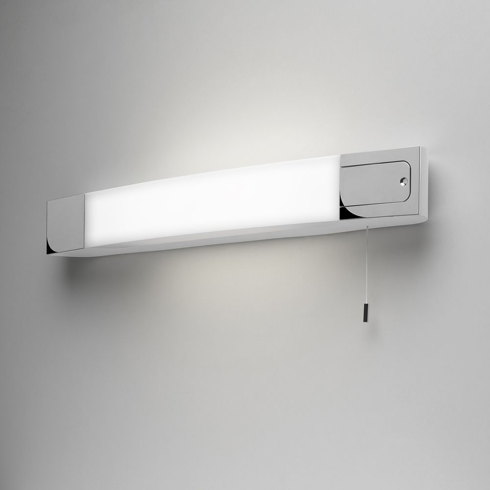 Astro 0598 Ixtra Shaver Light Ip44 Energy Saver Dusk Lights Mirror With Lights Bathroom Mirror Lights Bathroom Lighting