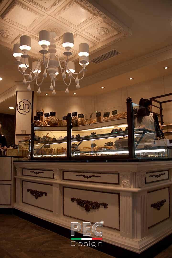 boulangerie ptisserie blanc vieux nice agencement de magasins boulangerie ptisserie interior design bakery nice france