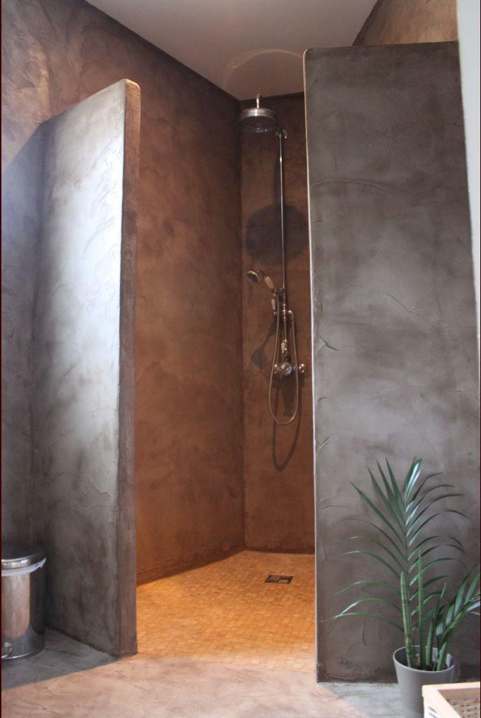 douche l 39 italienne de notre suite parentale salle. Black Bedroom Furniture Sets. Home Design Ideas