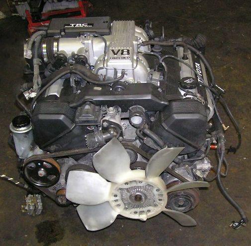TOYOTA Lexus LS400 SC400 GS400 JDM 1UZ-FE 4 0L V8 Engine