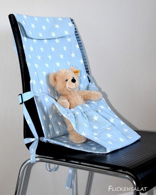 Ein Mobiler Kindersitz