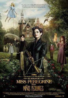 Vsyp Miss Peregrine Y Los Ninos Peculiares En 2020 Ninos