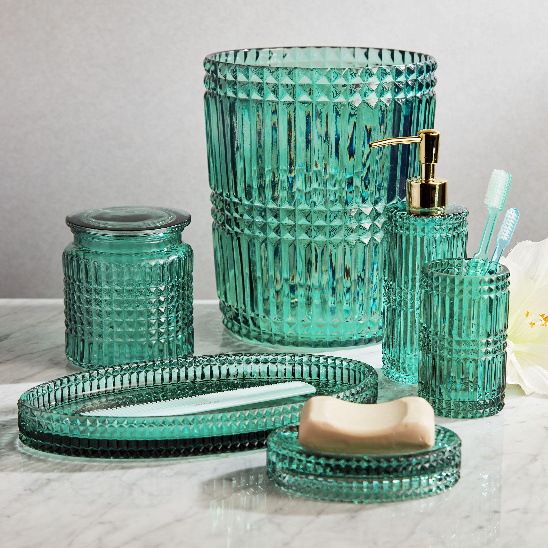 120 Green Bathroom Accessories Ideas In, Green Bathroom Sets