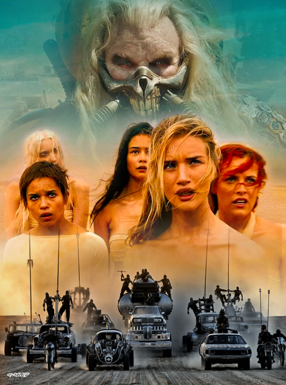 Mad Max: Fury Road - Immortan Joe & his Wives