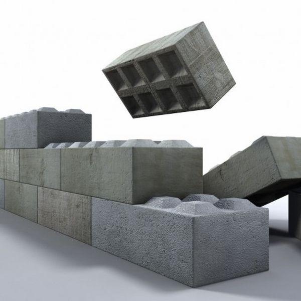 Retaining Wall Blocks Concrete Blocks Pros Cons How To Choose Retaining Wall Materia Interlocking Concrete Blocks Concrete Block Walls Concrete Retaining Walls