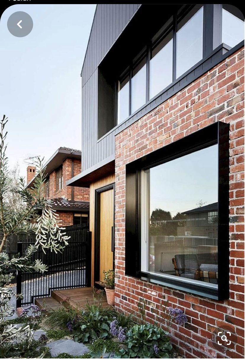 Casas De Ladrillo Modernas Pequenas