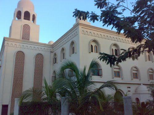 Fakhri Hills Dawoodi Bohra Masjid