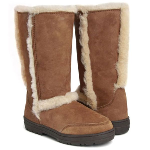 5325 Sundance II Tall Ugg Boots Chestnut