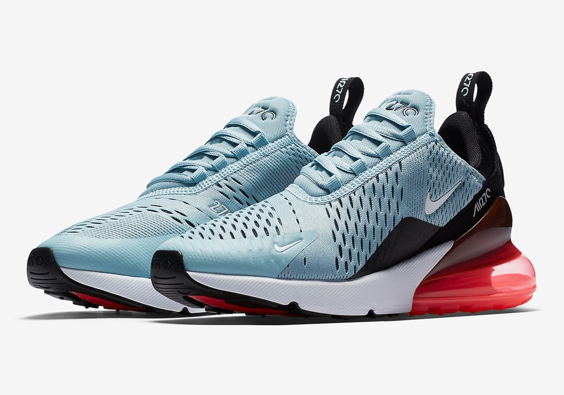 sports shoes 8d848 c93a6 Nike Air Max 270 Ocean Bliss Release Info  thatdope  sneakers  luxury  dope   fashion  trending