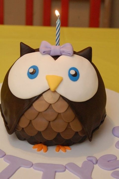 Pin By Conchi On Pastelitos Pinterest Owl Cakes Owl And Cake