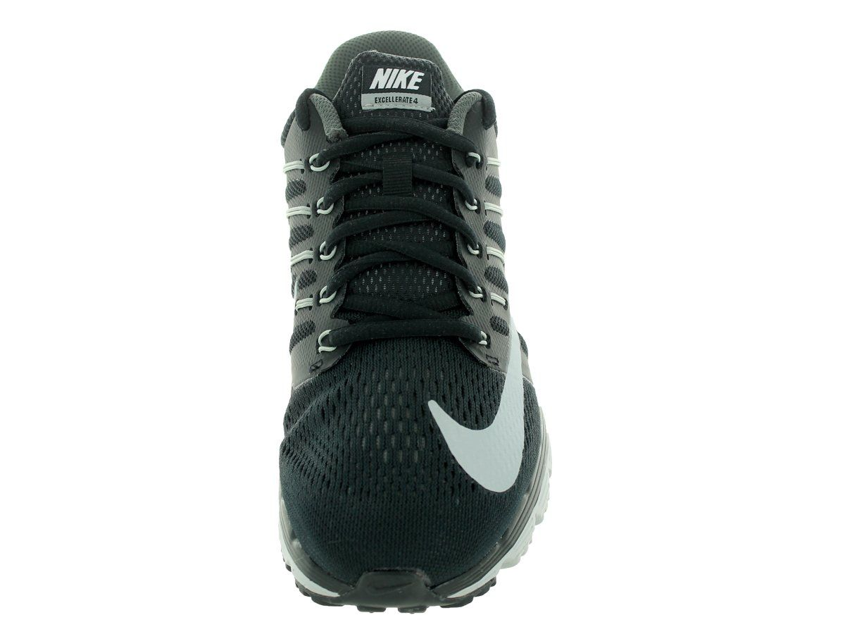 buy popular 2e3bc ba804 Nike Womens Air Max Excellerate 4 Black White Dark Grey Running Shoe 7 Women
