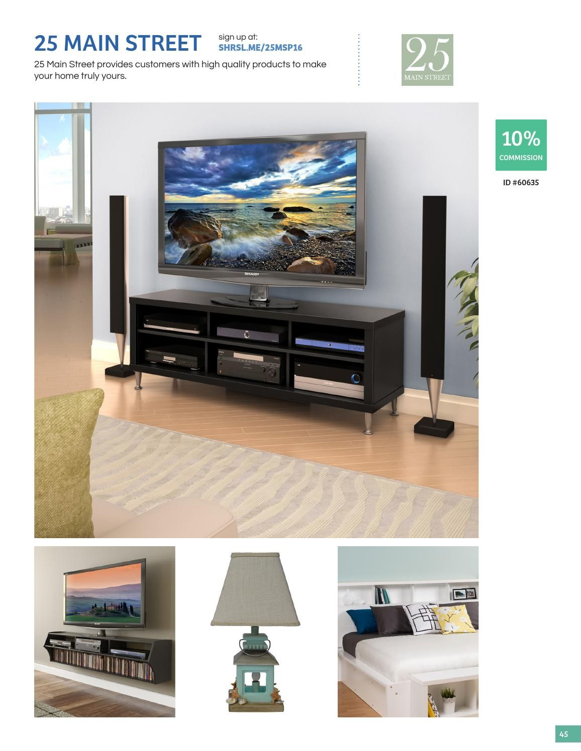 Shareasale Spring Catalog 2016 55 Inch Tv Stand Cool Tv Stands 55 Inch Tv