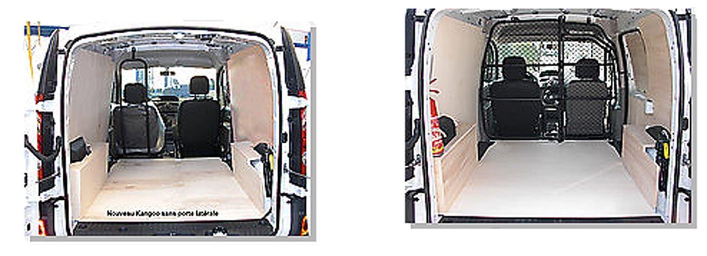Nous Vous Proposons Notre Kit De Rangement Pour Renault Kangoo Utilitaire Qui Optimisera Votre Espace Nos Kits D 39 Habi Renault Kangoo Kangoo Renault