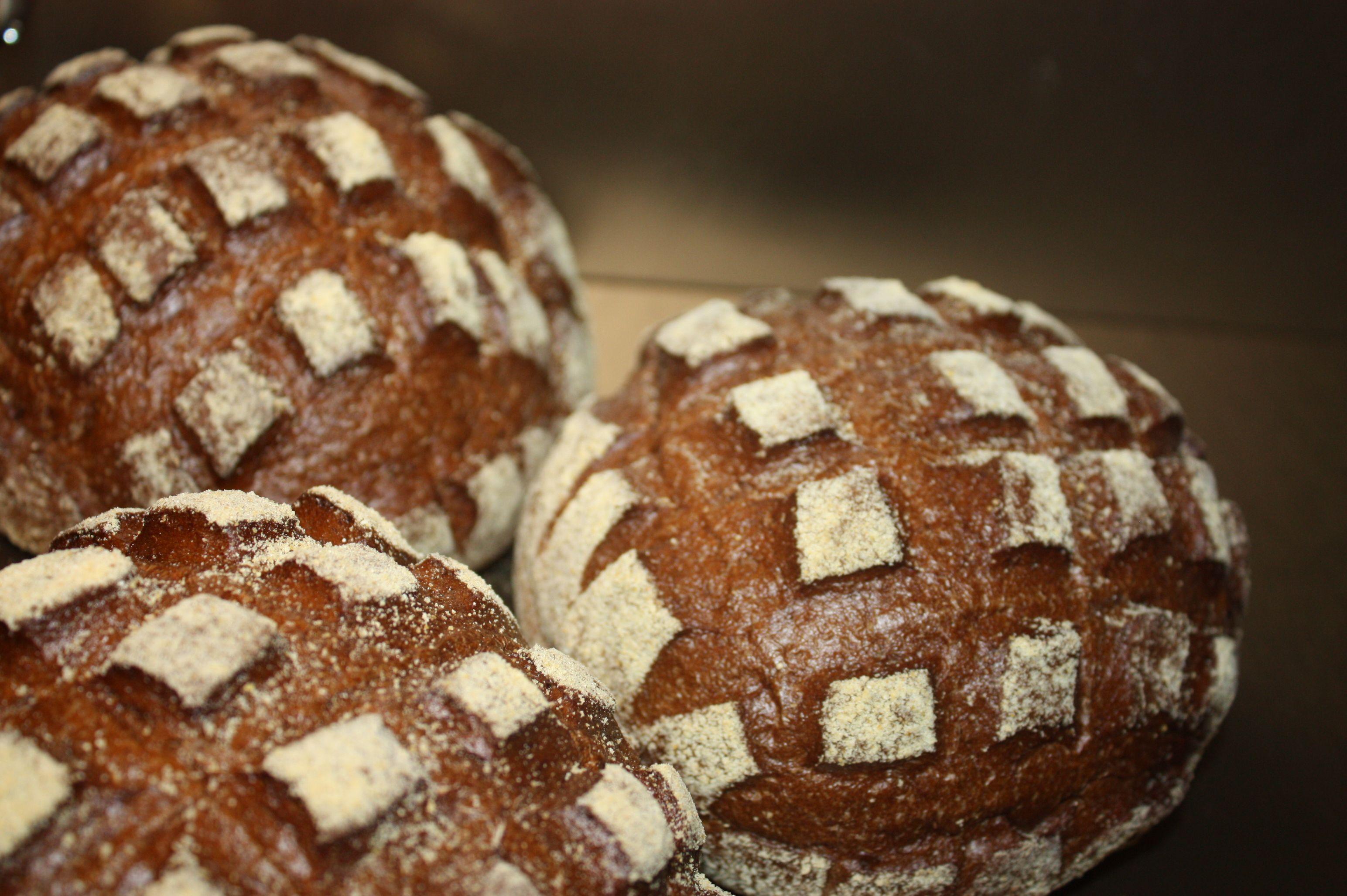 Pão Australiano bola!  Australian bread!