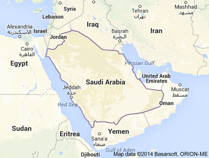 countries around saudi arabia - Google Search (With images ...