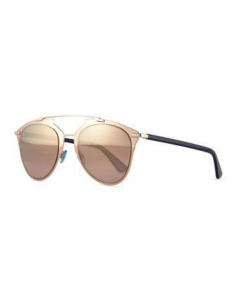DiorReflected aviator sunglasses Dior S88k5MN