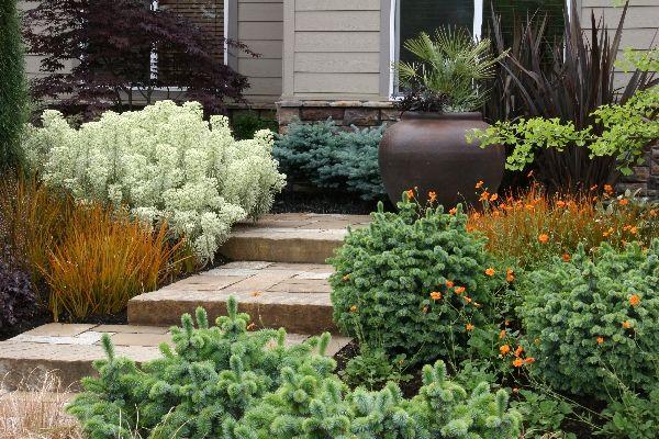 Wendover Portfolio Mosaic Gardens Landscape Garden Design And Construction In Eugene Oregon Plants For Small Gardens Small Gardens Country Garden Design